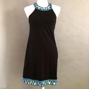 INC International Concepts Black Dress